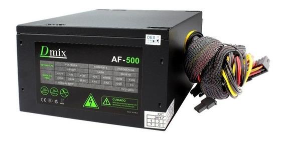 Fonte ATX Dex AF-500