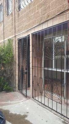 Casa En Condominio Recién Remodelada. Tultitlán San José