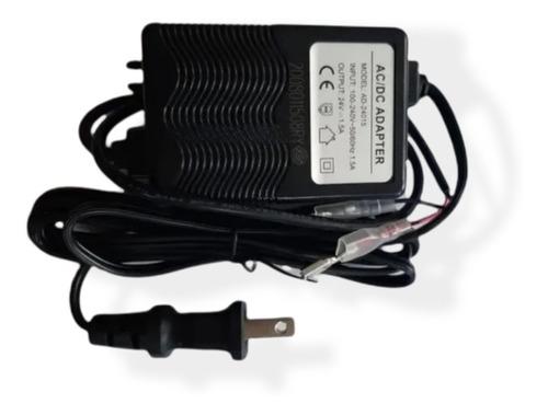 Imagen 1 de 1 de Eliminador Para Bomba De 50 Y 100 Gpd 1.5 Amp