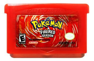 Pokemon Firered + 386 Pokemon Shinys + Eventos Nintendo Gba