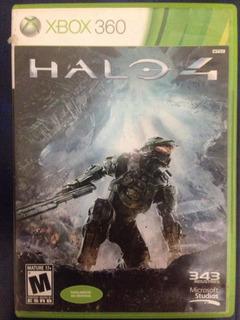 Halo 4 (totalmente En Español) Xbox 360 Retrocomp Xbox One