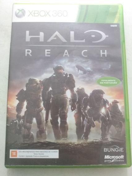Halo Reach Xbox 360 Mídia Física