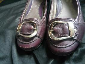 Flats Flexi #22 De Piel - Zapatos De Piso