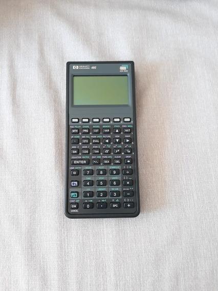 Calculadora Hp 48g Com Estojo