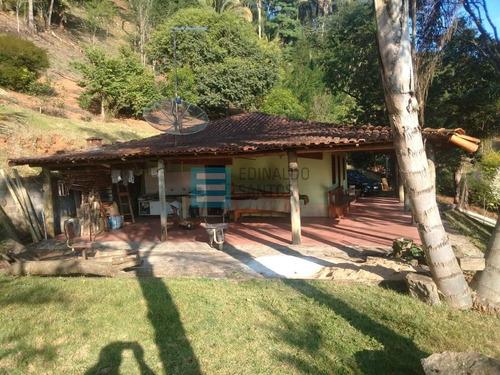 Imagem 1 de 15 de Edinaldo Santos - Vale Do Tinguá Granja De 6.000m2 Com Casa Ref 974 - 974