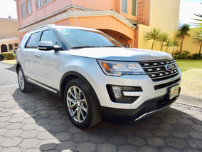 Ford Explorer 3.5 Limited 2016 Factura Origianl, Tomo Auto