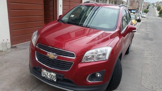 Chevrolet Tracker Comprado 2014 Transmicion Mecanica