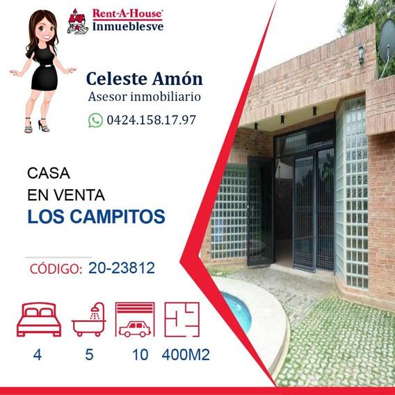 Casa En Venta Los Campitos 0424.158.17.97 Ca Mls #20-23813
