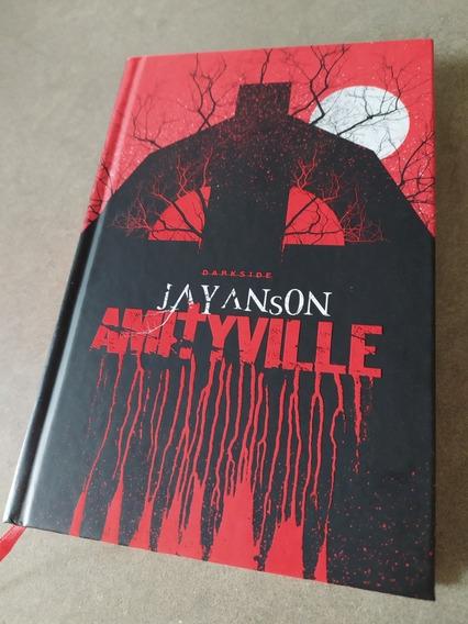Livro Amityville Jay Anson Darkside Ótimo Usado Frete R$15