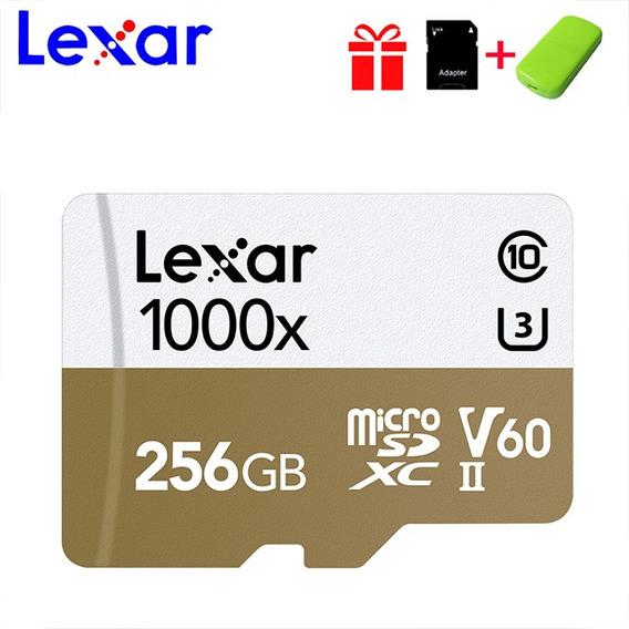 Cartão De Memória Lexar Sdxc Uhs-i Micro Sd Cartão Com Adapt