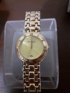 Reloj Michele Original Dama