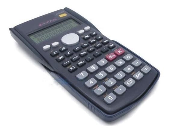 Calculadora Cientifica Kenko 2 Lineas Display Mod. 82ms