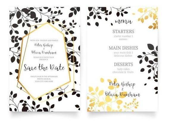 Invitacion Tarjeta Imprimible 15 Años Casamiento M121