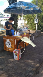 Triciclo Food Bike