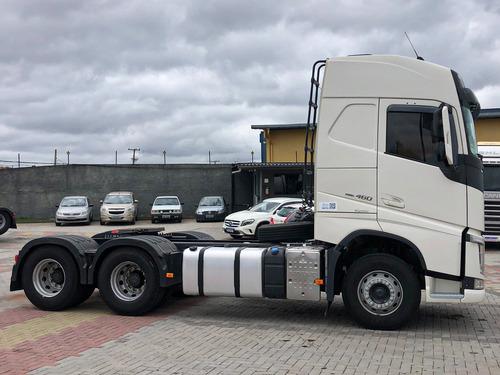 Imagem 1 de 15 de Volvo Fh 460 2018 6x2 - I-shift - No Cavalo=fmx,fm,vm,vw,mb