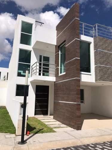 Venta Casas Nuevas En Condominio Pachuca Hidalgo