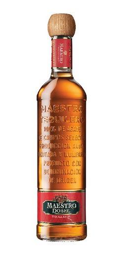 Tequila Maestro Tequilero Añejo 750ml