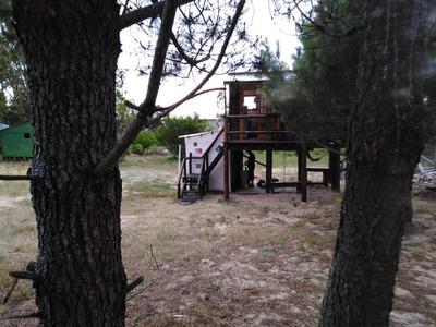 Alquiler Cabaña Monoambiente En Punta Del Diablo