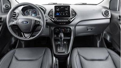 Ford Ka Sedan Top De Linha. Novíssimo!!