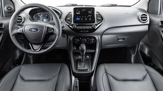 Ford Ka Sedan Top De Linha. Novíssimo.