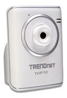 Camara Vigilancia Web Trendnet Securview Internet Tv Ip110wn