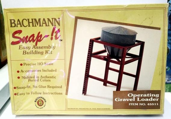 Depósito De Grava - Bachmann Snap-it 45511