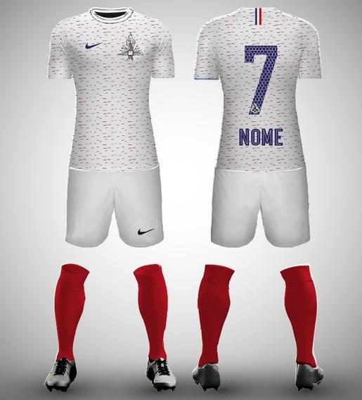 Kit 26 Uniforme Camisa D Futebol Personalizado