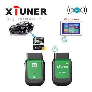 Scanner Automotriz Profesional Xtuner E3