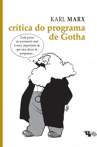 Critica Do Programa De Gotha