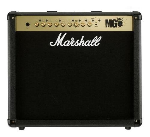 Marshall Mg101cfx Amplificador Electrica