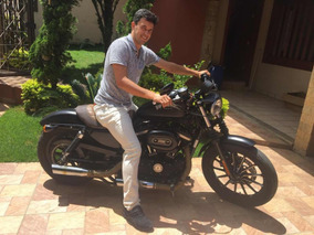 Harley-davidson Auto 883 2014