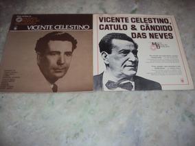 2 Discos Historia Mpb, Vicente Celestino, Catulo, Candido Ne