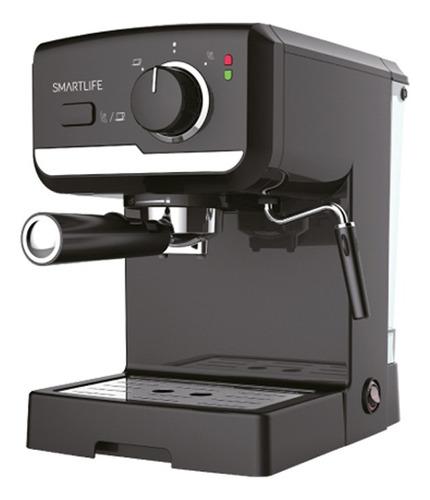 Imagen 1 de 8 de Cafetera Espresso Capuchino Smartlife Diseño Italiano