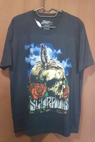 Scorpions - Camisa Original