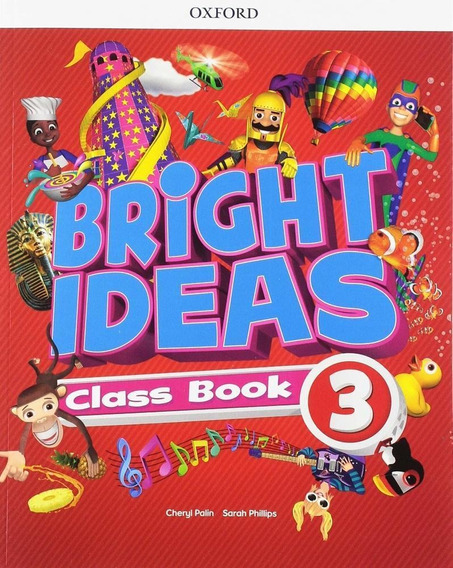 Bright Ideas 3 - Class Book With App