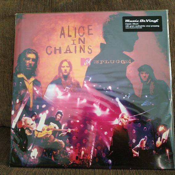 Alice In Chains - Mtv Unplugged [180gram 2lp] Vinyl