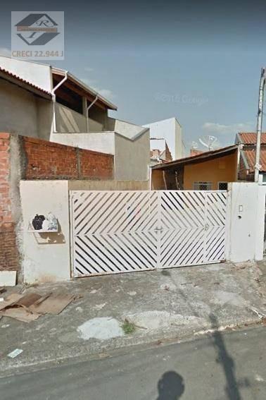 Casa Com 1 Dormitório À Venda, 112 M² Por R$ 104.006,02 - Jardim Elisa - Capivari/sp - Ca3316