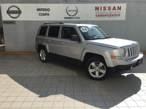 Jeep Patriot Latitud 2014 Somos Agencia!!