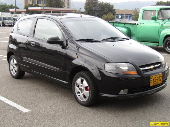 Chevrolet Aveo Ls Gti Mt 1400cc Aa