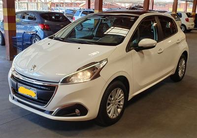 Peugeot 208 1.6 16v Allure Flex Aut. 5p 2017