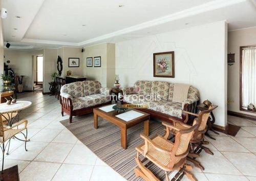 Imagem 1 de 20 de Sobrado Com 4 Dormitórios À Venda, 387 M² Por R$ 2.150.000,00 - Jardim São Caetano - São Caetano Do Sul/sp - So1601