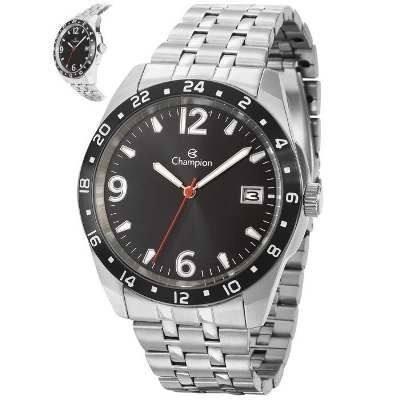 Relógio Masculino Champion Prata Ca31220t - Barato