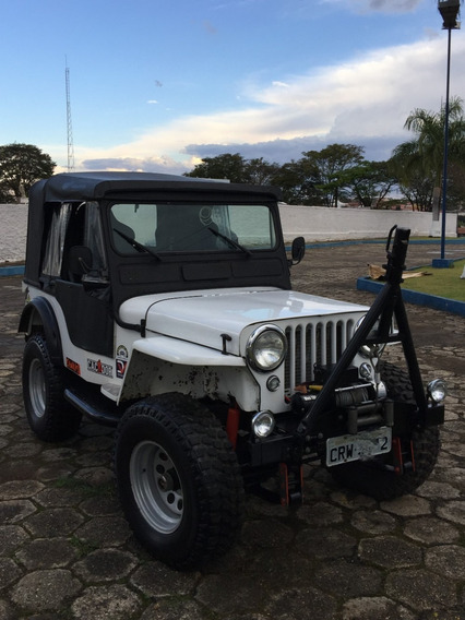 Jeep Willys 1951 Cj3a /