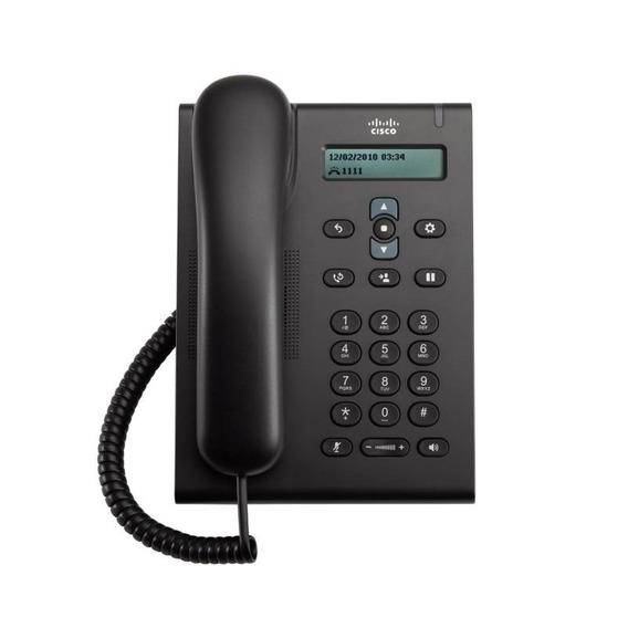Telefone Ip Cisco Voip Unified Sip Cp-3905 C/ 10 Aparelhos Novos (sem Fonte) Nota Fiscal Pronta Entrega 12 X Sem Juros
