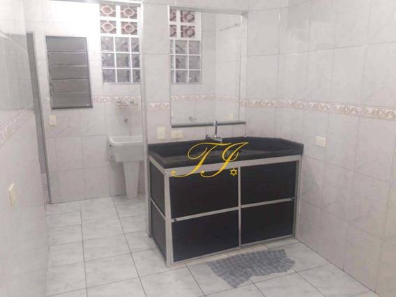 Apartamento Com 1 Dormitório Para Alugar, 55 M² Por R$ 900,00/mês - Jardim Gumercindo - Guarulhos/sp - Ap0177