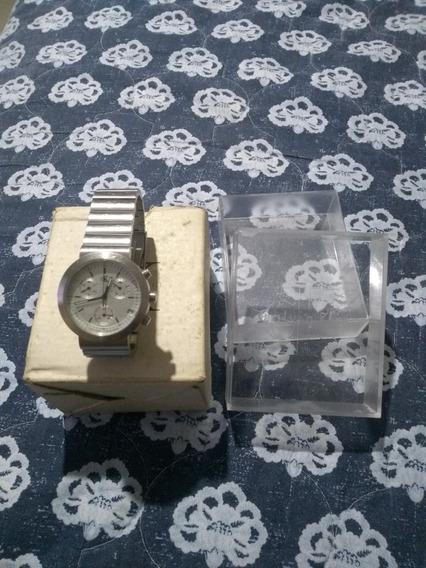Relógio Da Calvin Klein Original Na Caixa Com Manual