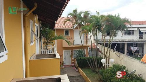 Imagem 1 de 10 de Sobrado Com 3 Dormitórios À Venda, 85 M² Por R$ 480.000,00 - Lauzane Paulista - São Paulo/sp - So0474
