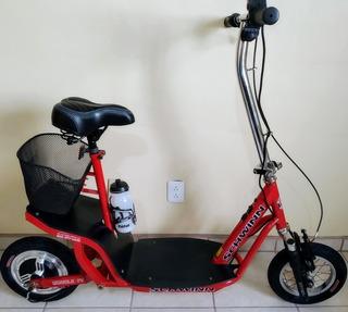 Scooter Eléctrico Modificado Motor 350w