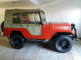 Jeep Willys Ford 4x4 Conversivel 76 Trilha