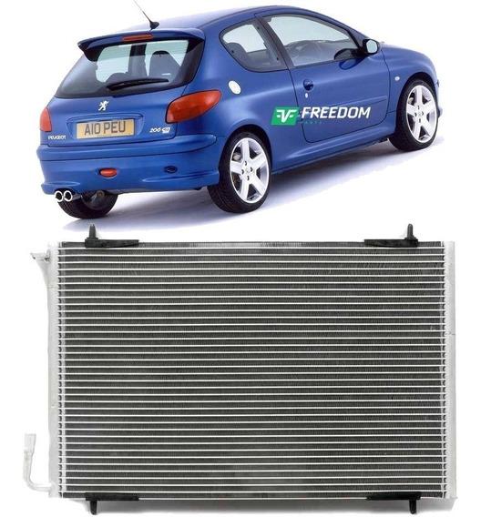 Condensador Peugeot 206 1.0 1.4 1.6 Todos Após 1999